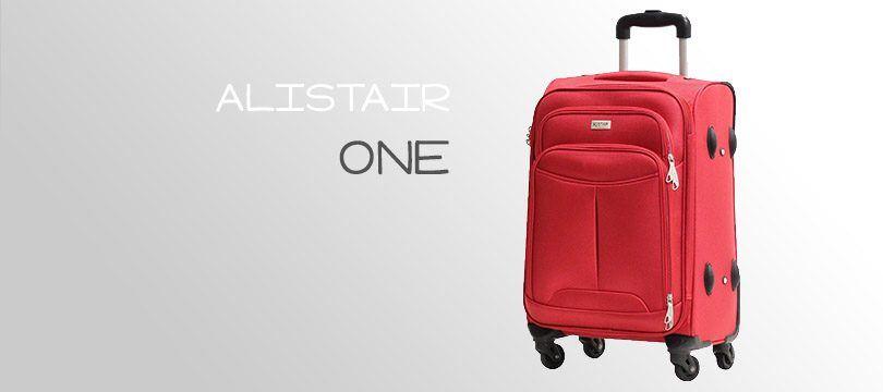 1b76c0f614 Grâce à la collection Alistair One, vous êtes sûr de trouver une valise à  roulettes de qualité au meilleur prix. Les nombreuses tailles proposées sur  ce ...
