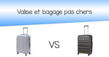 0cb676066b Valise pas chère : les meilleurs bagages