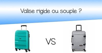 valise rigide ou souple que bagage choisir en octobre 2018. Black Bedroom Furniture Sets. Home Design Ideas